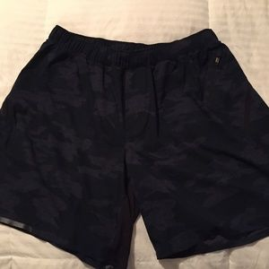 Lulu lemon shorts with liner
